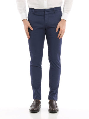 Dondup: casual trousers online - Gautier chino trousers