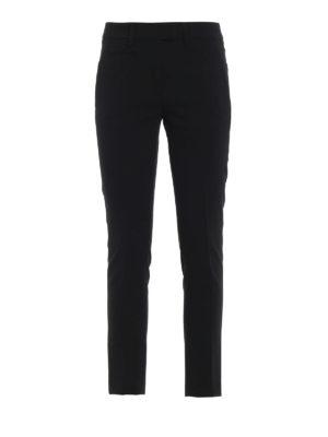 DONDUP: pantaloni casual - Pantaloni a sigaretta Perfect