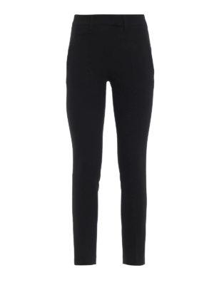 DONDUP: pantaloni casual - Pantaloni Perfectcropped