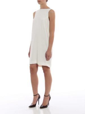 Dondup: cocktail dresses online - Embellished back dress