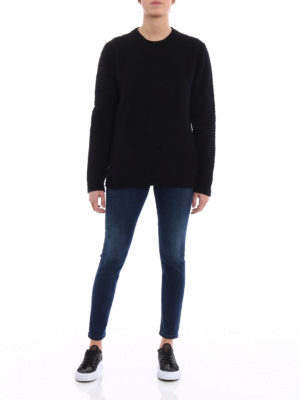 Dondup: crew necks online - Iconic cashmere blend used sweater