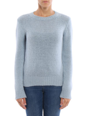 Dondup: crew necks online - Soft alpaca blend sweater