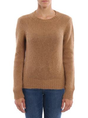 Dondup: crew necks online - Soft alpaca blend sweater