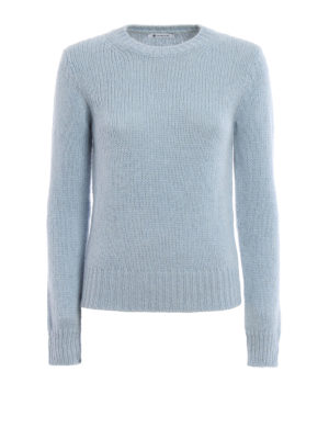 Dondup: crew necks - Soft alpaca blend sweater