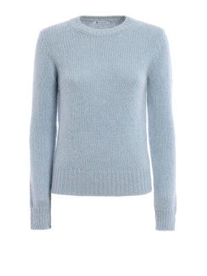 Dondup: crew necks - Soft alpaca blend sweater