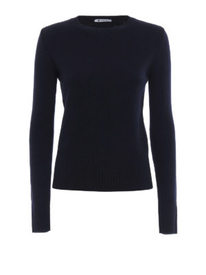 Dondup: crew necks - Wool and cashmere sweater