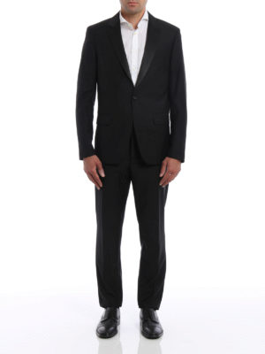 Dondup: dinner suits online - Classic wool tuxedo
