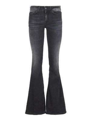 DONDUP: jeans a zampa - Jeans Akon svasati