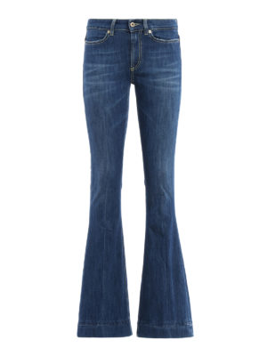 Dondup: flared jeans - Akon jeans