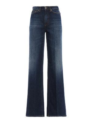 DONDUP: jeans a zampa - Jeans Supply con gamba ampia