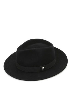 Dondup: hats & caps - Choosi wool hat