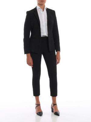 DONDUP: giacche blazer online - Blazer classico nero