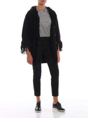 DONDUP: pantaloni casual online - Pantaloni Perfectcropped neri