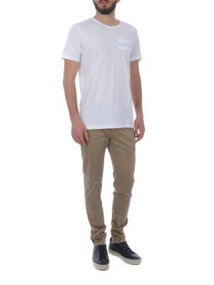 DONDUP: pantaloni casual online - Pantaloni Bryan in cotone stretch