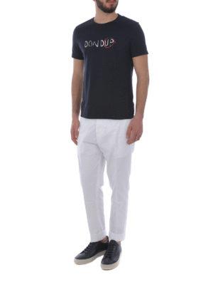 DONDUP: pantaloni casual online - Pantaloni Frankie con pinces