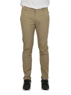 DONDUP: pantaloni casual online - Pantaloni Gaubert in cotone