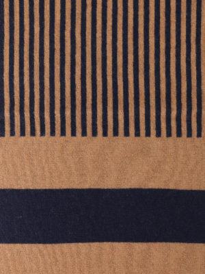 DONDUP: sciarpe e foulard online - Sciarpa in lana e cashmere stampa ottica