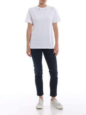 DONDUP: jeans skinny online - Jeans slim Bakony a  lavaggio scuro