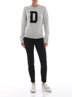 DONDUP: jeans skinny online - Jeans skinny neri Monroe