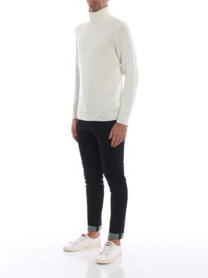 DONDUP: jeans skinny online - Jeans dark wash modello chino Gaubert