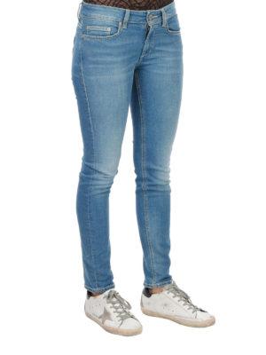 DONDUP: jeans skinny online - Jeans skinny in denim chiaro