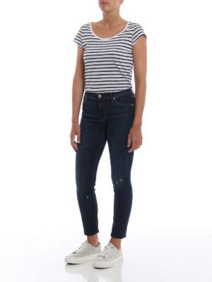 DONDUP: jeans skinny online - Jeans Luriel vita alta super skinny