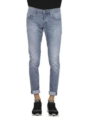 DONDUP: jeans skinny online - Jeans stretch Ritchie slavati