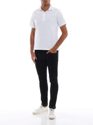 DONDUP: jeans skinny online - Jeans cinque tasche George neri