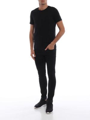 DONDUP: jeans skinny online - Jeans neri George con vestibilità skinny
