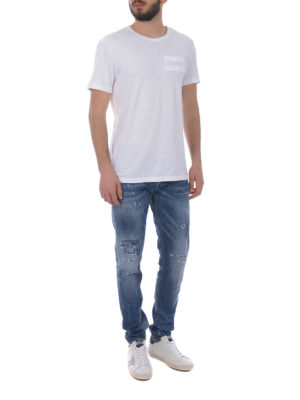 a sigaretta - Jeans George slim fit