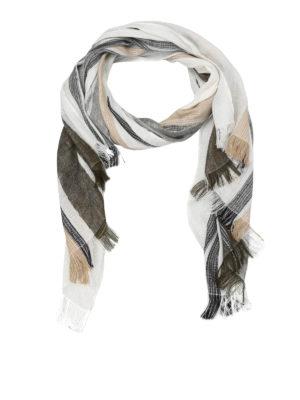 Dondup: scarves - Linen