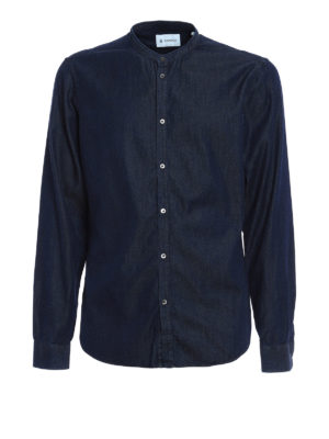 Dondup: shirts - Guro Piping shirt