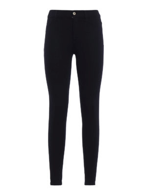Dondup: skinny jeans - Appetite skinny high waisted jeans