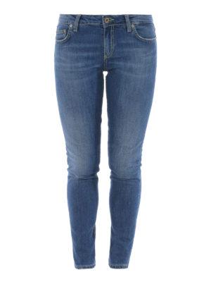 Dondup: skinny jeans - Bakony jeans