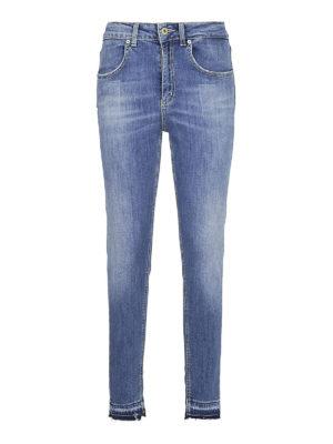 DONDUP: jeans skinny - Jeans skinny Biva