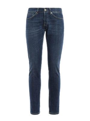 Dondup: skinny jeans - George denim jeans