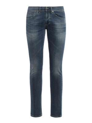 Dondup: skinny jeans - George faded jeans