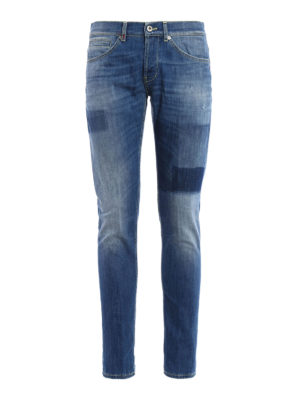 Dondup: skinny jeans - George Jeans