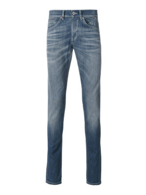 Dondup: skinny jeans - George skinny and stretch jeans