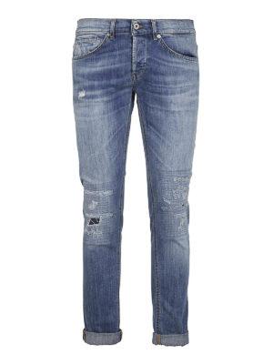 DONDUP: jeans skinny - Jeans skinny chiari George