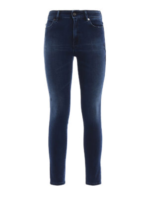 Dondup: skinny jeans - Iconic stretch skinny jeans
