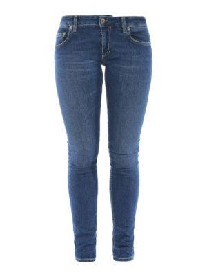 Dondup: skinny jeans - Lambda super skinny stretch jeans