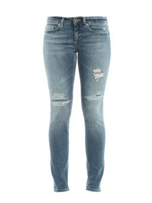 Dondup: skinny jeans - Monroe jeans