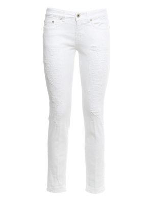 Dondup: skinny jeans - Monroe skinny Jeans