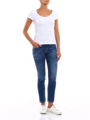 Dondup: skinny jeans online - Gaynor low waist skinny jeans