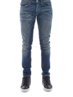 Dondup: skinny jeans online - George skinny and stretch jeans