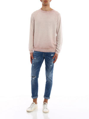 Dondup: skinny jeans online - George skinny fit denim jeans
