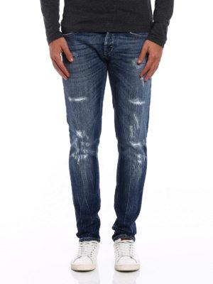 Dondup: skinny jeans online - George skinny fit jeans