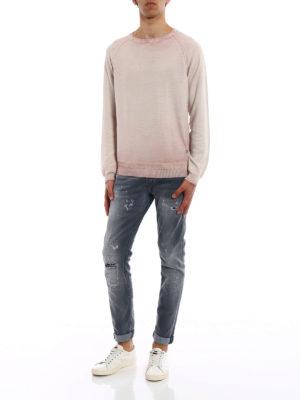 Dondup: skinny jeans online - George skinny fit used jeans