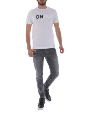 Dondup: skinny jeans online - George skinny jeans with scrapings